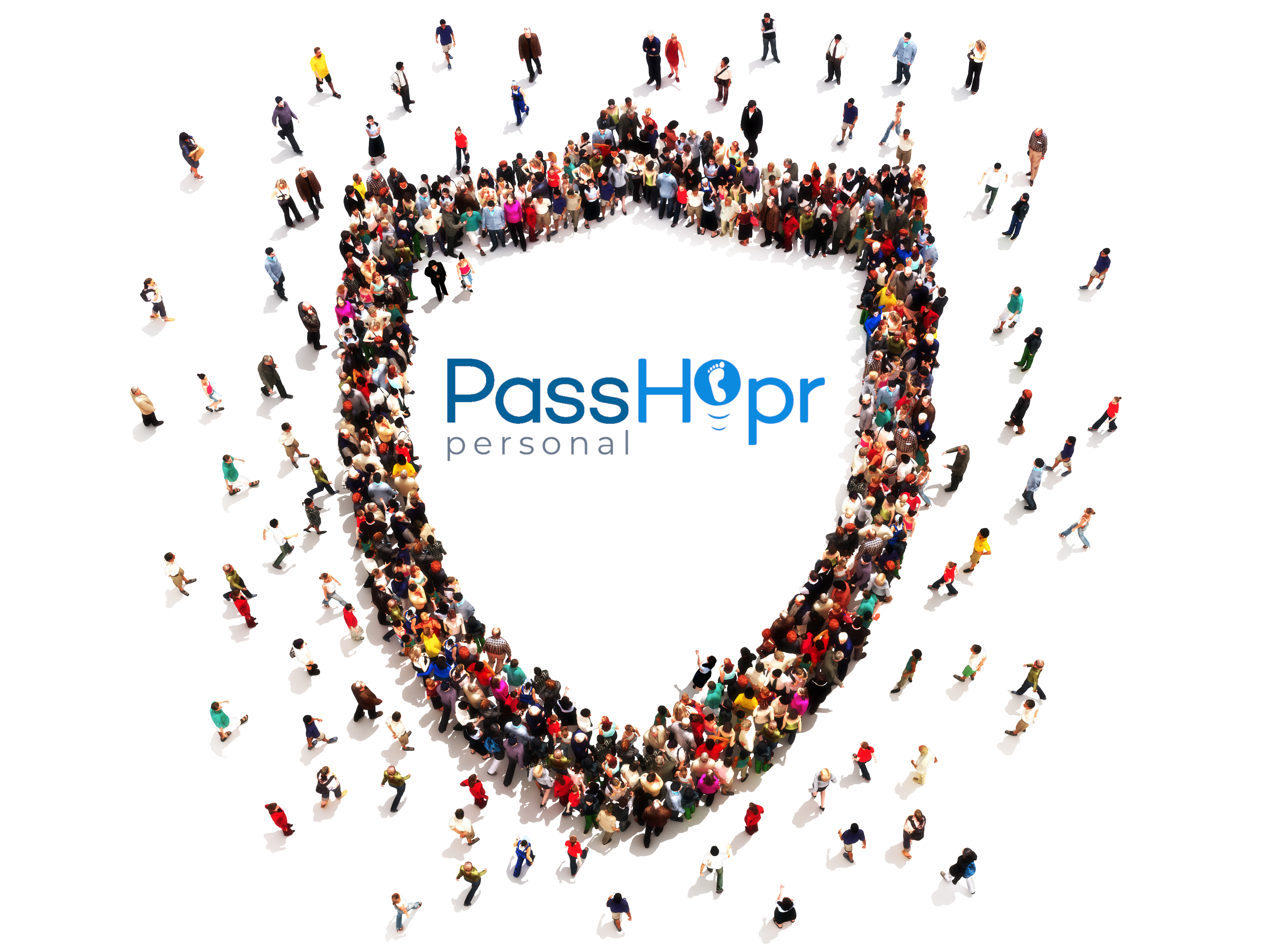 PassHopr Personal is simply stronger password management
